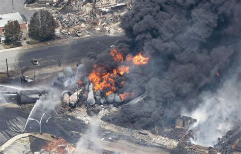 Criminal Negligence Charges Filed In Lacmégantic Train