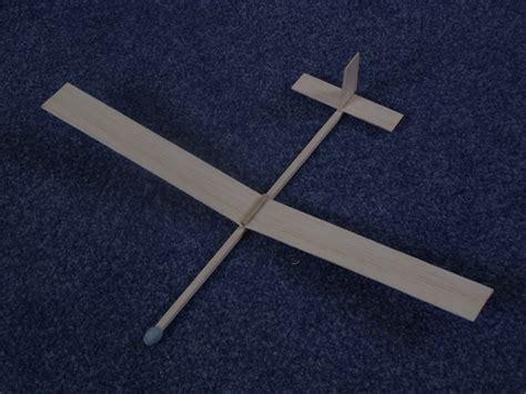 glider plans balsa wood  woodworking
