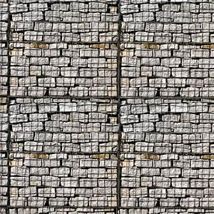 Mur En Gabion : mur pierre en gabion museumtextures ~ Premium-room.com Idées de Décoration