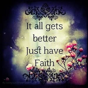 Pics For > Faith Quotes Tumblr