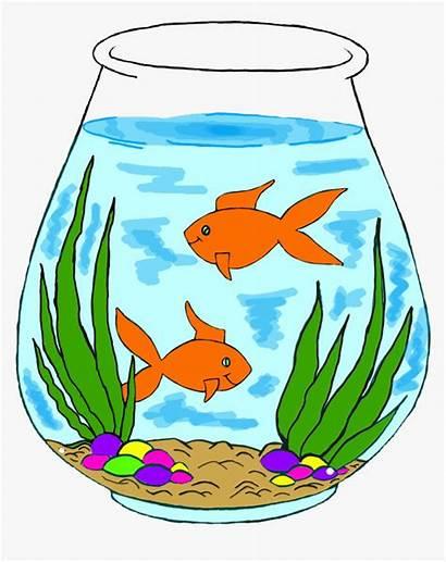 Fish Bowl Clipart Water Fishbowl Transparent Pngitem