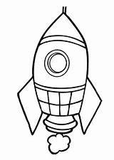 Pages Rocket Coloring Preschool Kindergarten Airplanes Rockets Preschoolcrafts Airplane Crafts sketch template