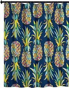 Amazon, Com, Waterproof, Shower, Curtain, Colorful, Seamless, Vector, Pattern, With, Pines, Home