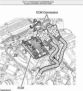 Where Is The Pcm  Ecm Fuse Located On My Saturn Vue  It U0026 39 S A 2003