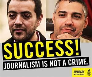 Egypt frees Al Jazeera staff jailed for journalism ...