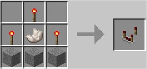 advanced crafting recipes list for minecraft windows 10