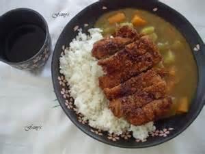 viande a cuisiner porc tonkatsu et curry japonais rhum et sak 233