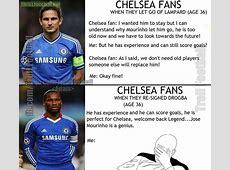 Chelsea fans Troll Football