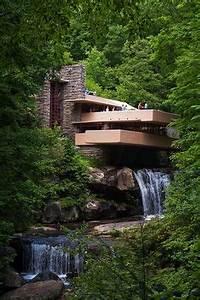 Frank Lloyd Wright Gebäude : frank lloyd wright fallingwater pennsylvania h z pinterest architektur haus und geb ude ~ Buech-reservation.com Haus und Dekorationen