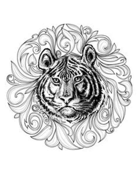 25 Best Tiger Coloring Pages images | Coloring pages
