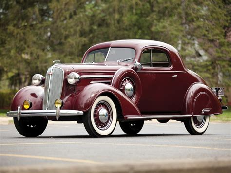 1936 Chevrolet Master Deluxe Sport Coupe (fd