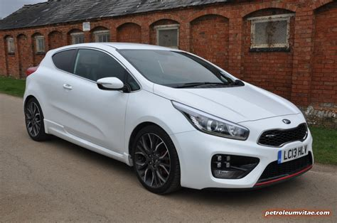 Kia Proceed Gt 3dr Road Test Review By Oliver Hammond