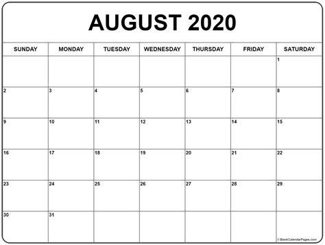 printable august calendar qualads