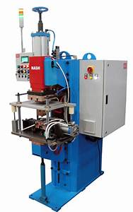 Special Purpose Projection Welding Machine For Push Rod