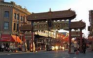 Chinatown Victoria BC Canada