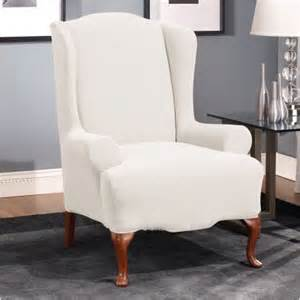 Oversized Chair Slipcover Cheap by Wing Chair Slipcovers September 2011 If Finding The Best