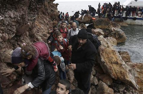 Nosargāt robežas. Vija Beinerte analizē bēgļu krīzes ...