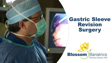 Since we covered what is bariatric surgery, let's answer a common question we get? Gastric Sleeve Revision Surgery | Blossom Bariatrics | Las Vegas - YouTube