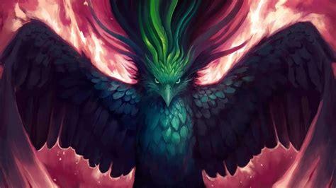 Green Phoenix - Corel Discovery Center
