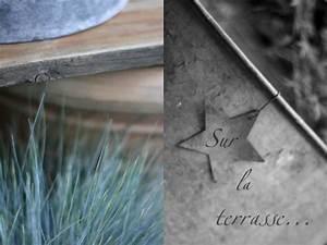 Un Esprit En Plus : am nager la terrasse avec des treillages en acacia ~ Dode.kayakingforconservation.com Idées de Décoration