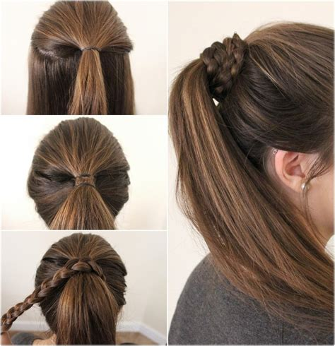 New Simple Hairstyles For by Simple Hairstyles For New Simple Hairstyle For