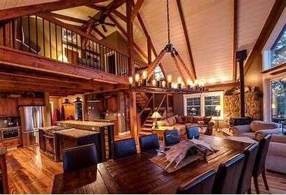 Loft Barn Lodge Ridge Moose Homes