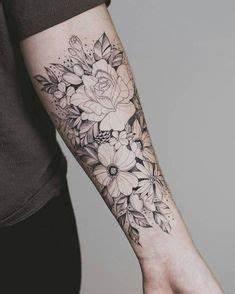 Tatouage Avant Bras Femme Fleur : 70 meilleures images du tableau tatouage avant bras tattoo forearm tatoos et tattoo artists ~ Farleysfitness.com Idées de Décoration
