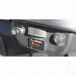 48 Volt Golf Cart Battery Charge Indicator With Horizontal