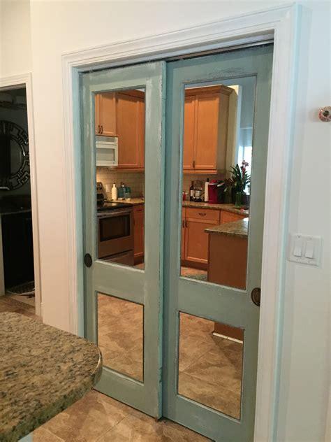 Kitchen Makeover Ideas Pictures - mirror closet door options