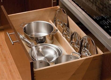 store pot lids  options   kitchen home