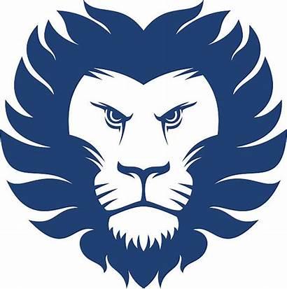 Head Lions Vector Lion Clip Illustrations Royalty
