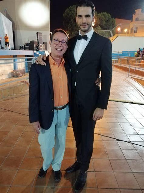 Carlos Pérez Gimeno Yeray Hidalgo Mister Internacional