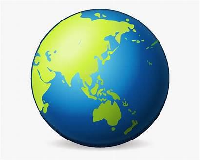 Emoji Earth Clipart Transparent Clipartkey