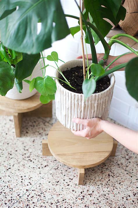 elegant diy plant stand ideas  inspirations wood
