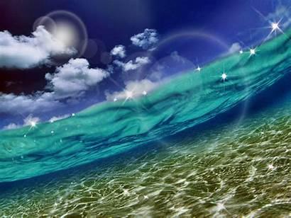 Windows Wallpapers Desktop Backgrounds Ocean Background Radiant