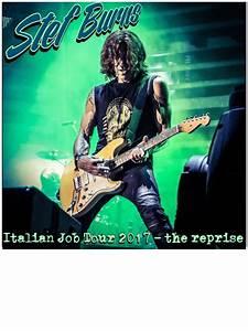 Date Reprise Serie : stef burns parte da roma il 13 dicembre la nuova serie di concerti del chitarrista americano ~ Maxctalentgroup.com Avis de Voitures
