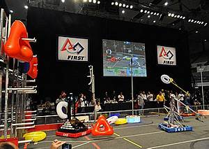 NASA - The 2012 FIRST Robotics Competition