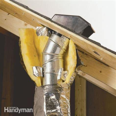 venting exhaust fans   roof bathroom exhaust fan