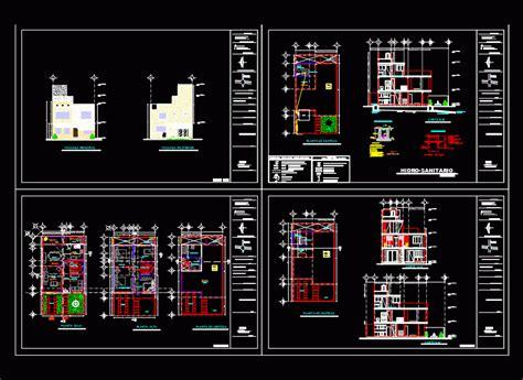 story house  garden  dwg full plan  autocad