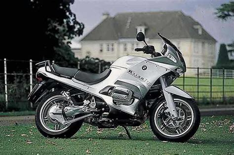 Bmw R1150rs (2001-2005) Review