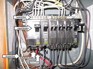 Residential Circuit Breaker Panel Wiring Diagram