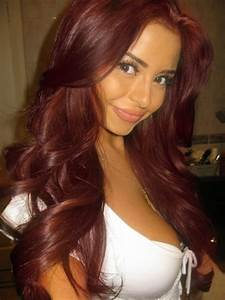 Marsala Hair Create The 2015 Color Of The Year With Hair