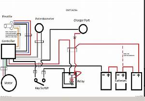 12 5 Wiring Diagram - Oset Electric Trials Bikes