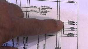 Volkswagen Jetta Secondary Air Injection Diagnosis Part 7  Understanding Wiring Diagrams