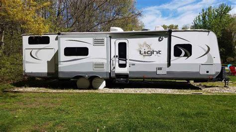 open range light rv 2014 used open range light 308bhs travel trailer in