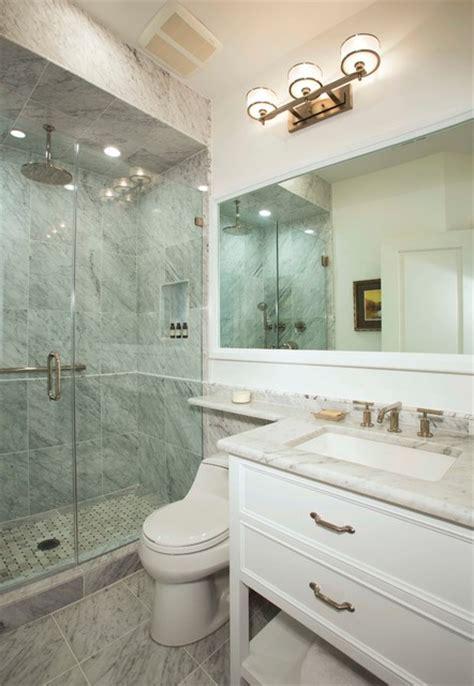 Houzz Bathroom Designs by Small Bathrooms Big Design Impact Bathroom Dc Metro