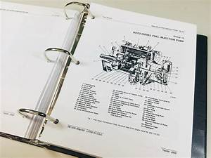 Service Manual For John Deere 2940 Tractor Shop Book Free