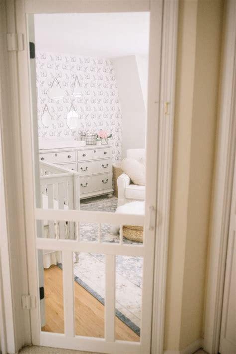 Bedroom Door Sticks At Top by 5 Reasons To Put A Screen Door On Your Baby S Room Lynzy