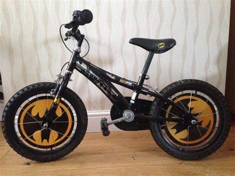 Boys Batman Bike 58 Years Old Wednesbury, Wolverhampton