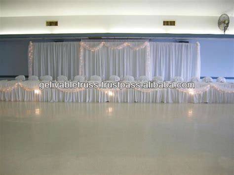 velvet stage curtains and aluminum stand for sale buy